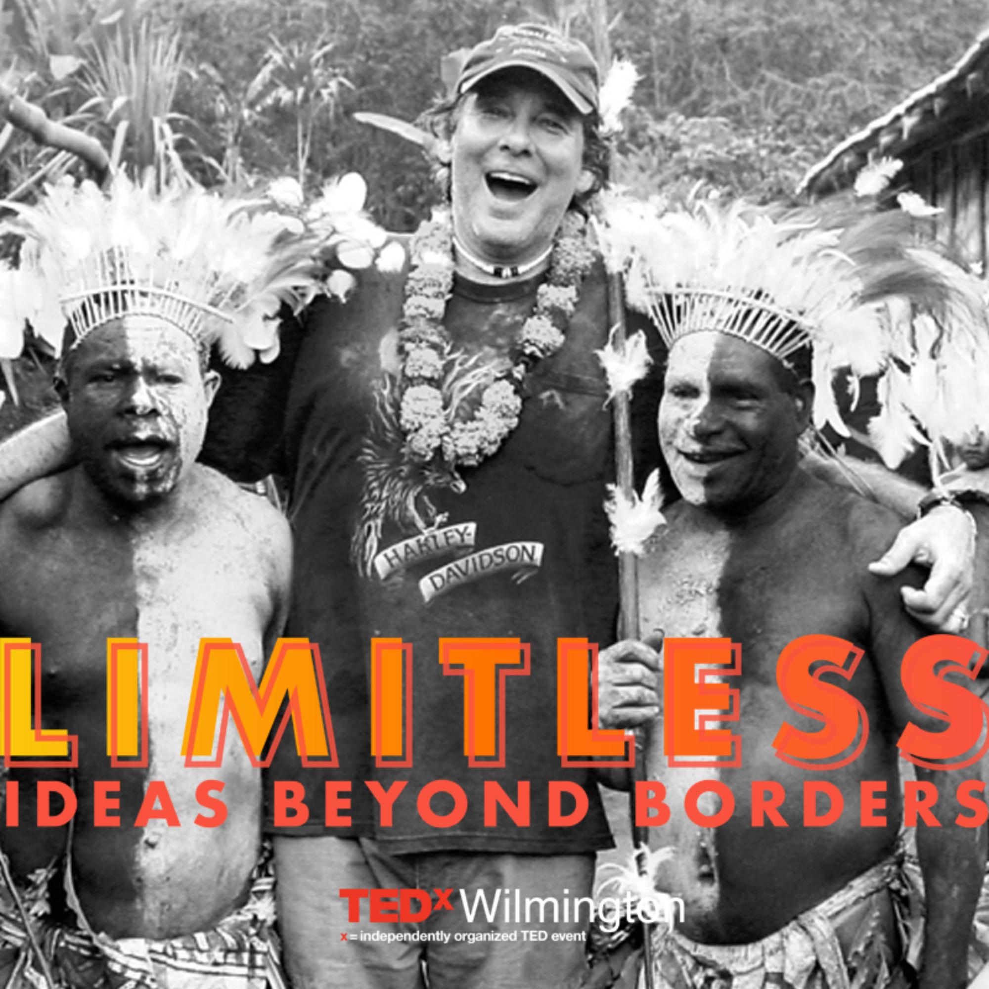 Speaking at TEDx Wilmington August 2017